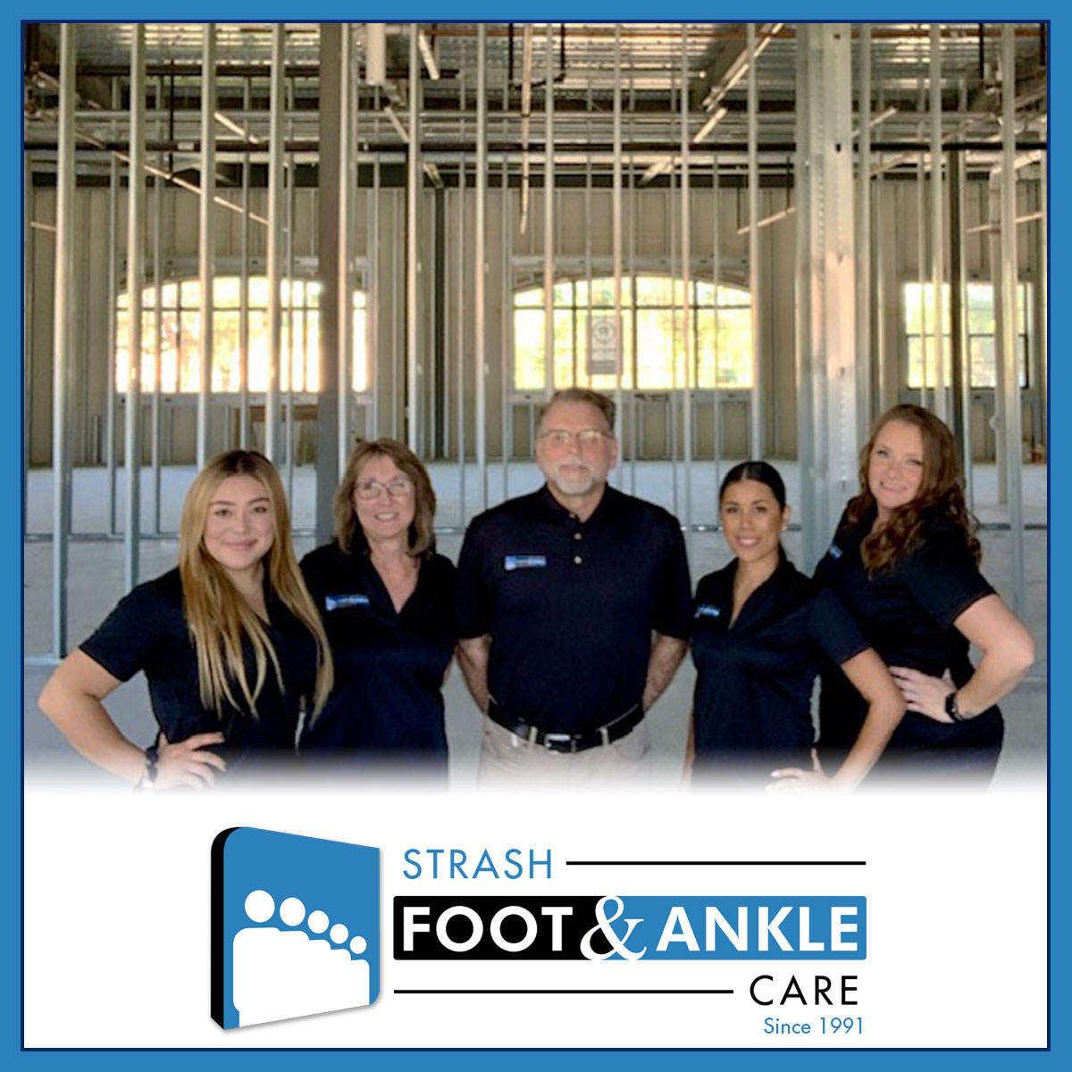 Strash Foot & Ankle Care in San Antonio is adding a location in the Village of Sonterra